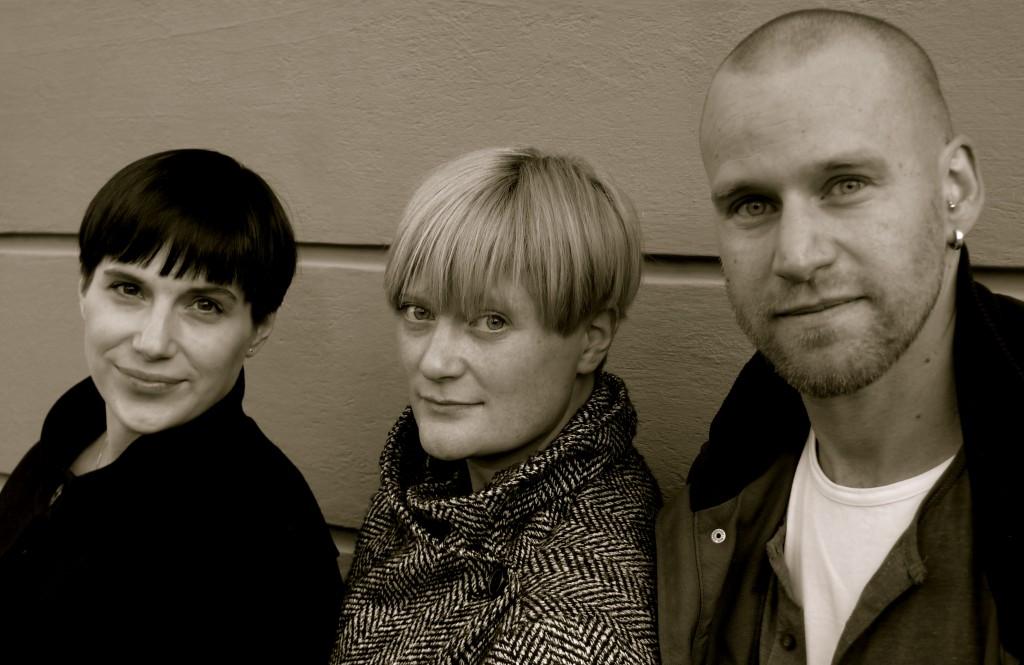 Redaktörerna Foto: Kelly Biddle